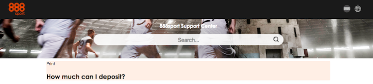 888sport 決済方法