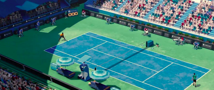 テニス スポーツベッティング