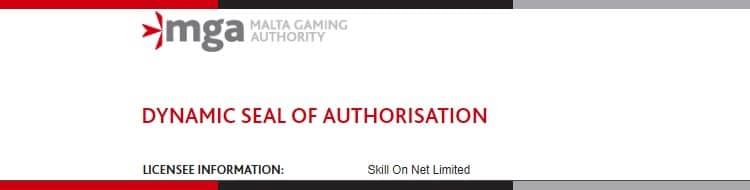 ラッキーニッキーカジノ 公式MGAライセンスとセキュリティ対策