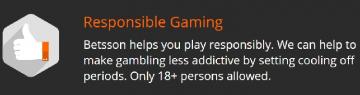 betssonスポーツベッティング ギャンブル依存症