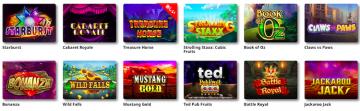 オンラインカジノの豊富なカジノゲームの種類