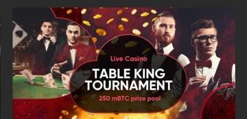 cloudbet-テーブルKING-トーナメント