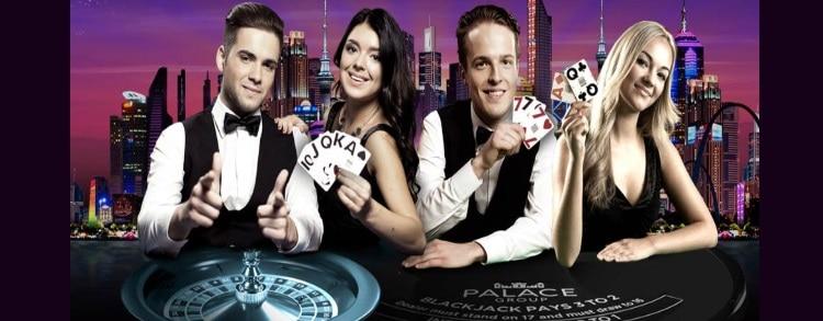 Jackpotcity - ライブカジノ