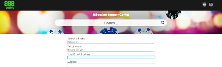 888casino-サポート