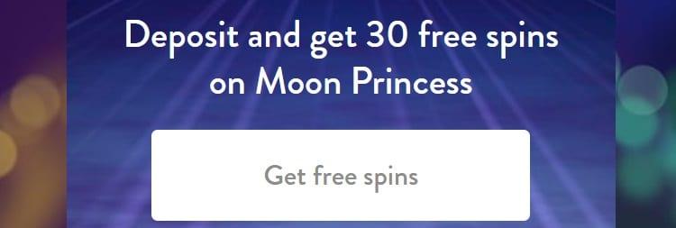 Dunder casinoの入金して貰える20回分のフリースピンとは?