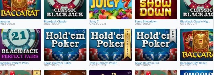 ビットカジノのカジノゲームの評価・評判は?