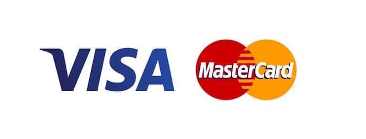 ビザ-マスターカード-オンラインカジノ入出金