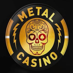 メタルカジノ-ロゴ