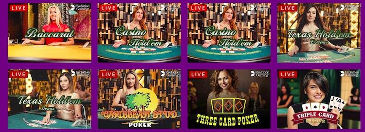 ラッキーカジノ-ライブカジノ