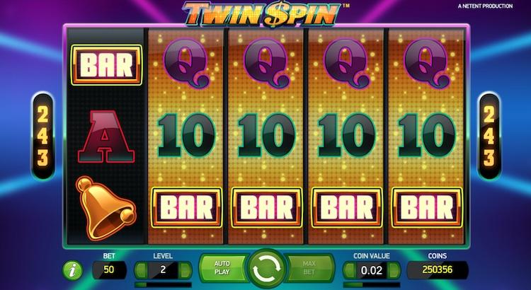 twin spin-拡張シンクロリール