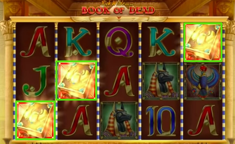 book-of-dead-ボーナスフィーチャー