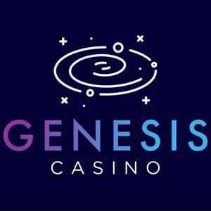 genesiscasino - ロゴ