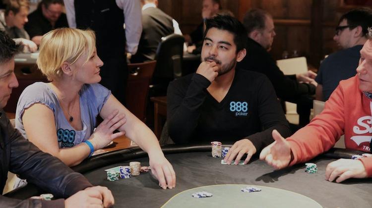888poker - フリーロールトーナメント