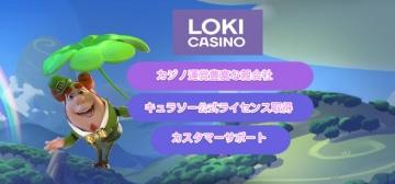 ロキカジノ-会社概要