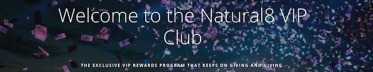 Natural8-VIP