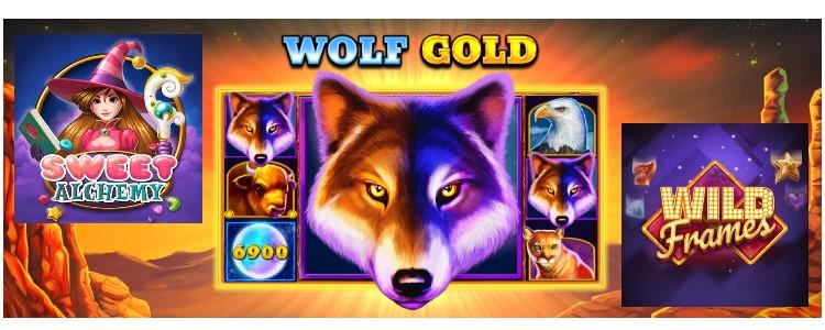 スロットウルフカジノ-カジノゲーム