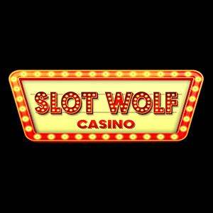スロットウルフカジノ-ロゴ