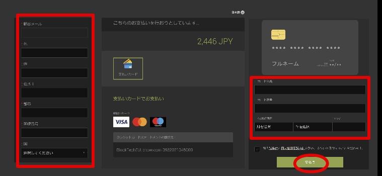 ビットカジノ - 入金ガイド6