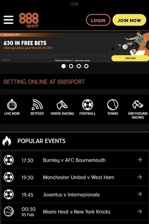 888sport-ホームページモバイル