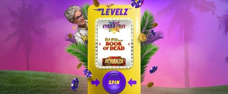 Wildz casino - レベルズ
