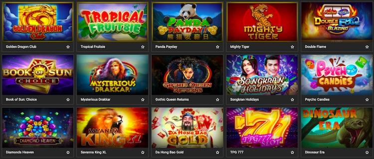 melbet-sport - カジノゲーム