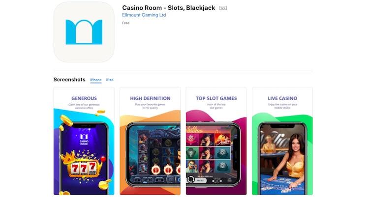 Casino Room-アプリ