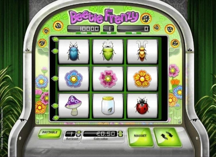 クラシックスロット-オンラインカジノ